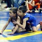Kid Wrestling Pic